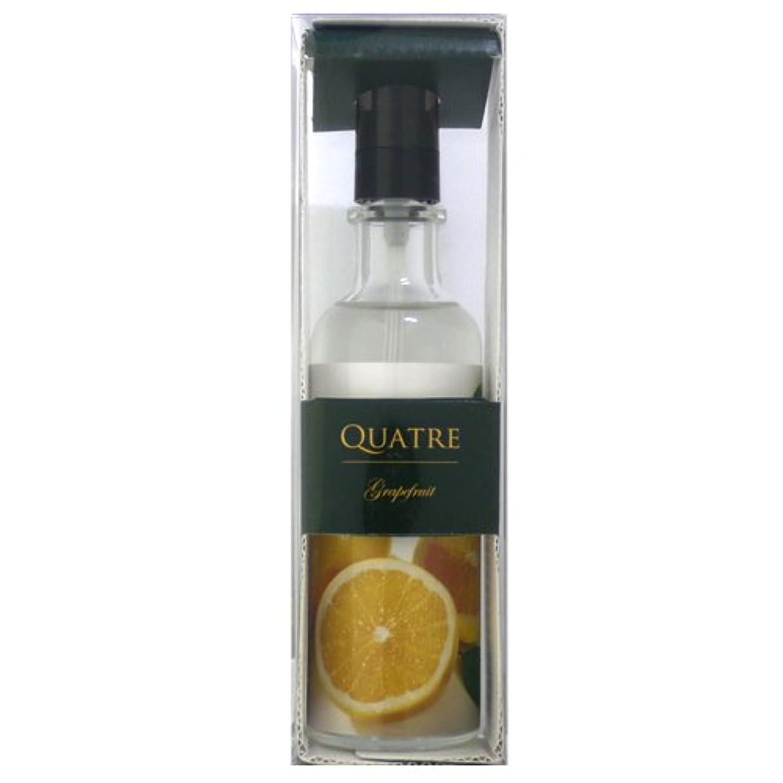 制限されたお世話になった君主キャトル QUATRE グレープフルーツ EDT SP 80ml