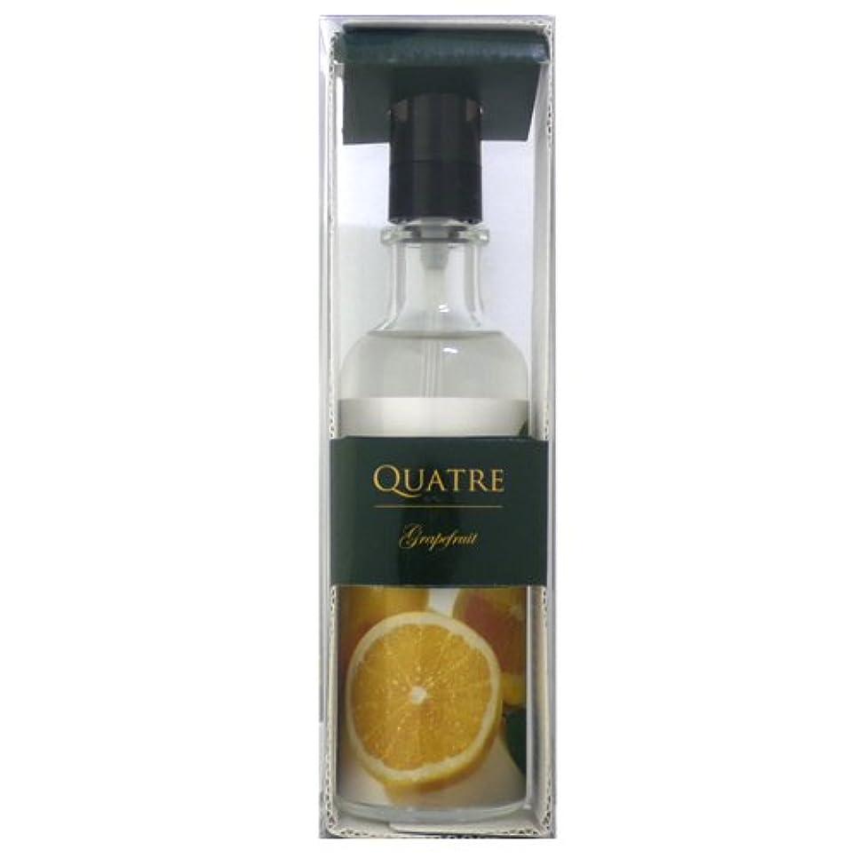 マティスモトリー炎上キャトル QUATRE グレープフルーツ EDT SP 80ml