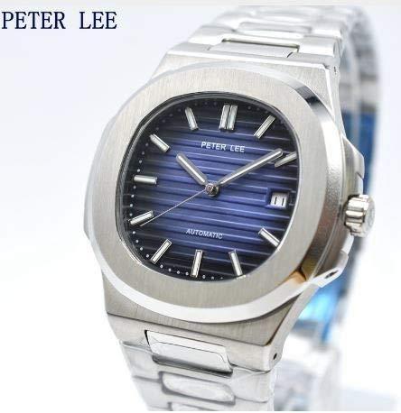 【日本未発売●限定品】PETER LEEメンズ腕時計 トップ...