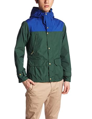 Polyester Cotton Field Coat 1225-174-6529: Kelly