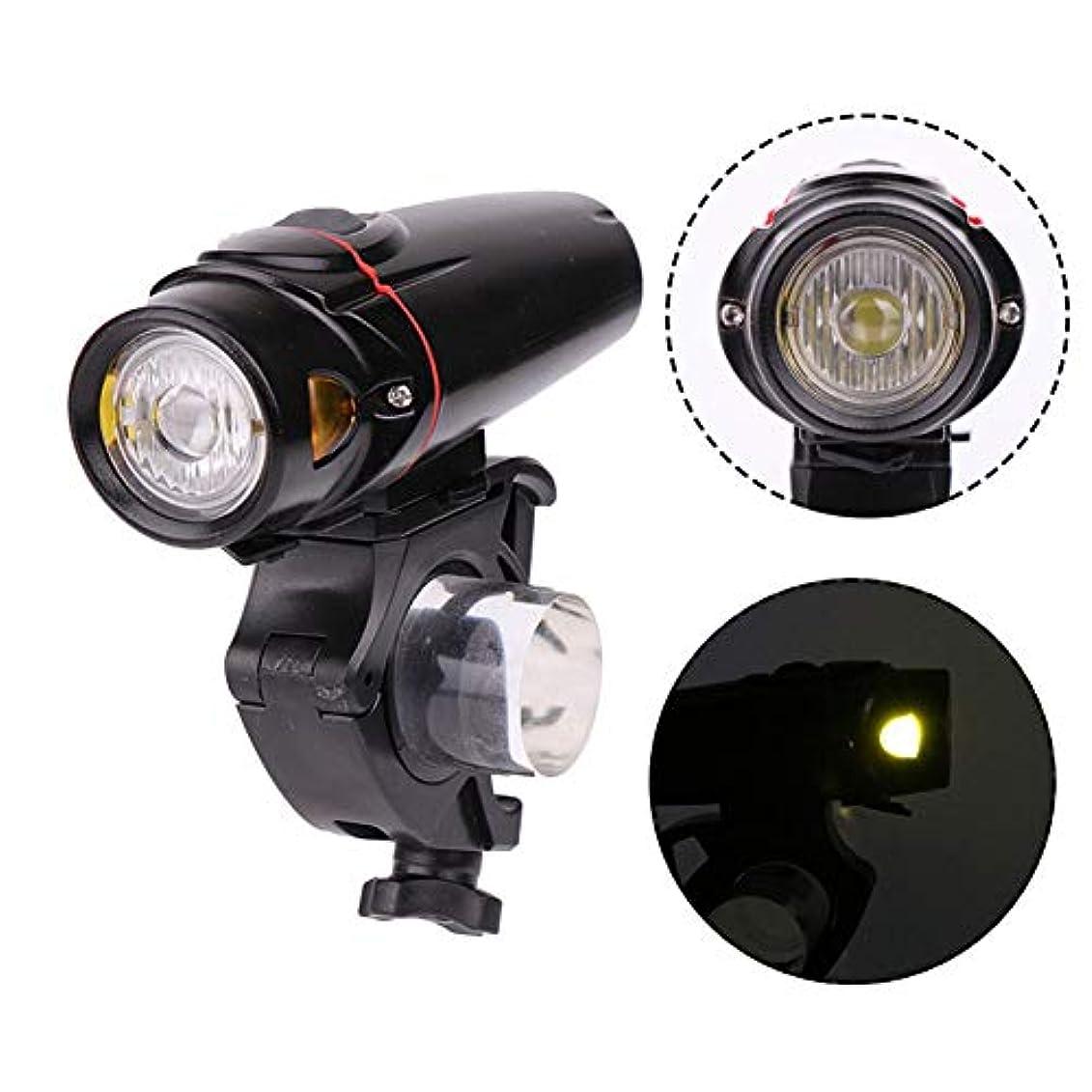 エレクトロニック優越ダイジェストACHICOO ヘッドライト 屋外 サイクリング USB充電 ライト LED XPG 自転車 ヘッドランプ 実用的 ツール