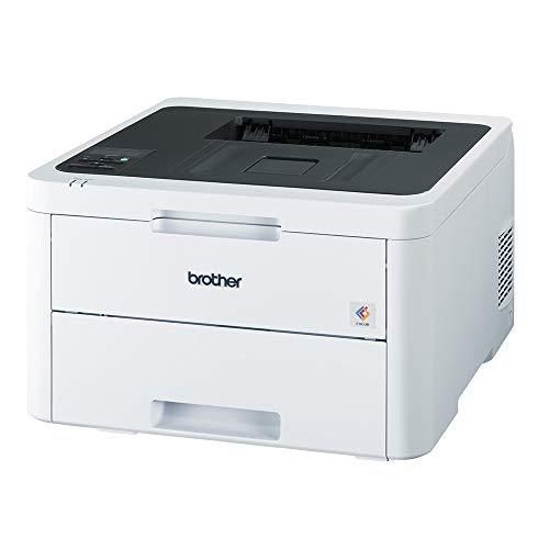ブラザー レーザープリンター A4カラー/24PPM/両面印刷/有線・無線LAN HL-L3230CDW...