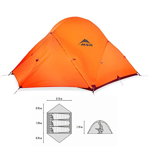 MSR テント ACCESS 3 アクセス3 アウトドア 3人用 【日本正規品】 ユーザー登録シート付 37346