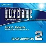 Interchange Level 2 Class Audio CDs. 4th ed. (Interchange Fourth Edition)