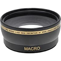 Pro Series 58mm 0.43X広角レンズバンドル