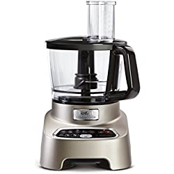 TEFAL DO826H Double Force Food Processor, Gray
