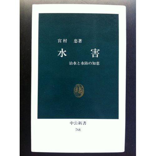 水害―治水と水防の知恵 (中公新書 (768))
