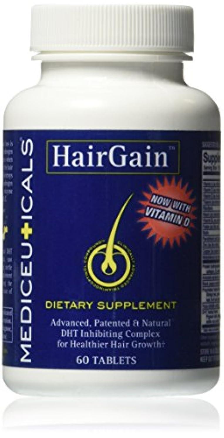 ディンカルビルの前で牽引Therapro MEDIceuticals 男性&女性のためのTherapro Mediceuticals髪のゲイン?サプリメント - 60錠