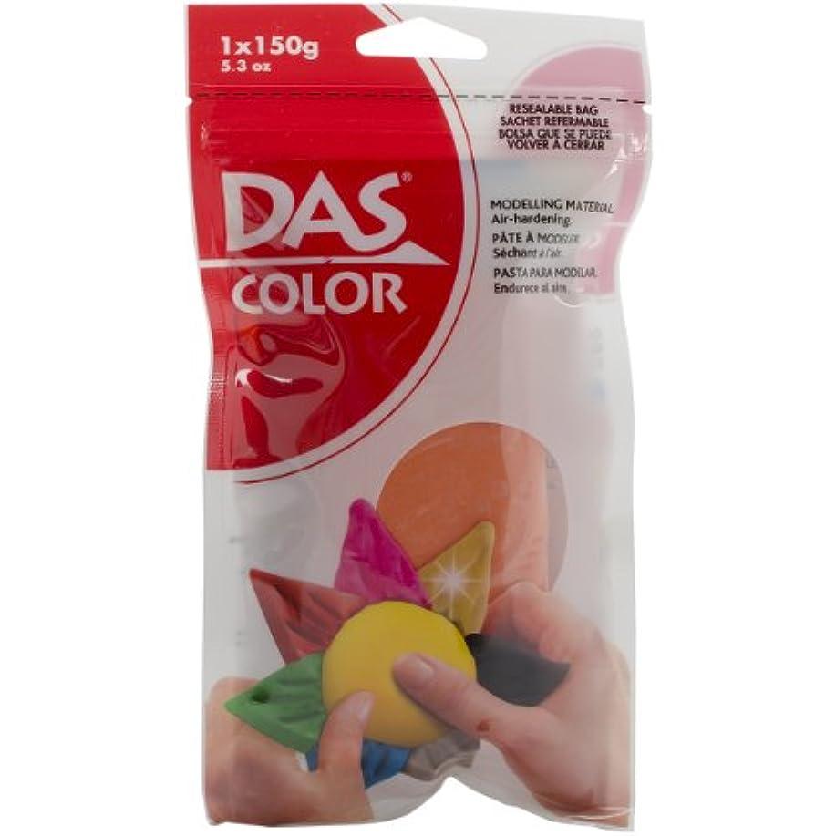 硬い忌み嫌う抵抗するDas 色空気乾燥粘土 5.3 オンス オレンジ