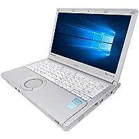 【Microsoft Office 2016搭載】【Win 10搭載】Panasonic CF-SX2/第三世代Core i5 2.5GHz/大容量メモリー8GB/新品SSD:480GB/DVDスーパーマルチ/12インチワイド液晶/無線搭載/HDMI/USB3.0/中古ノートパソコン (新品SSD:480GB)