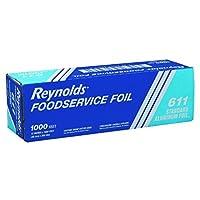 "Reynolds Wrap 611 Standard Aluminum Foil Roll,12"" x 1000 ft,Silver [並行輸入品]"