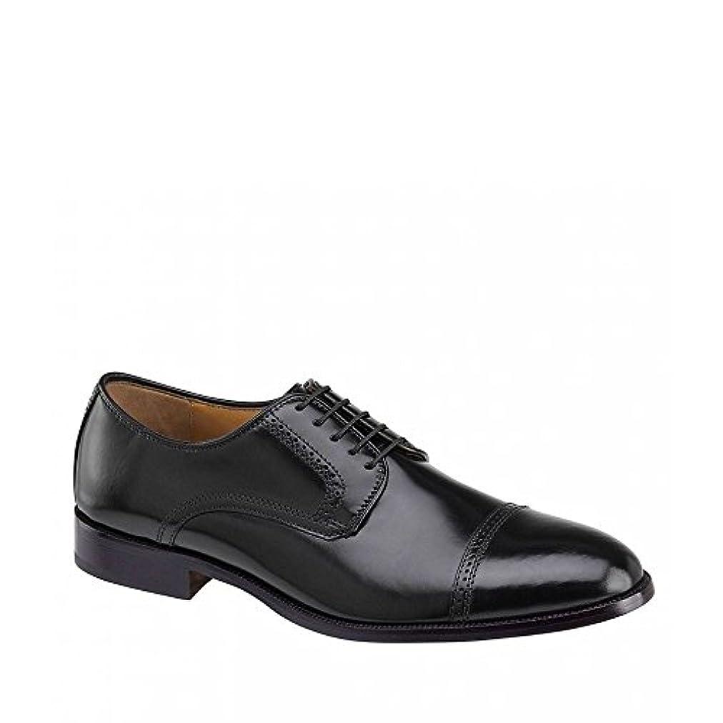 志す保証対応する(ジョンストン&マーフィー) Johnston & Murphy メンズ シューズ?靴 革靴?ビジネスシューズ Bradford Cap-Toe Oxfords [並行輸入品]