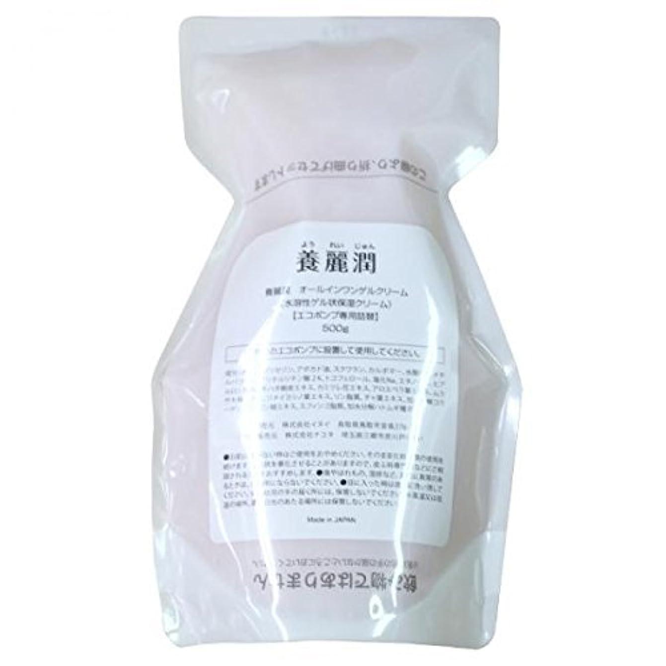 条件付きバリア豪華な養麗潤(ようれいじゅん) 詰め替え用500g