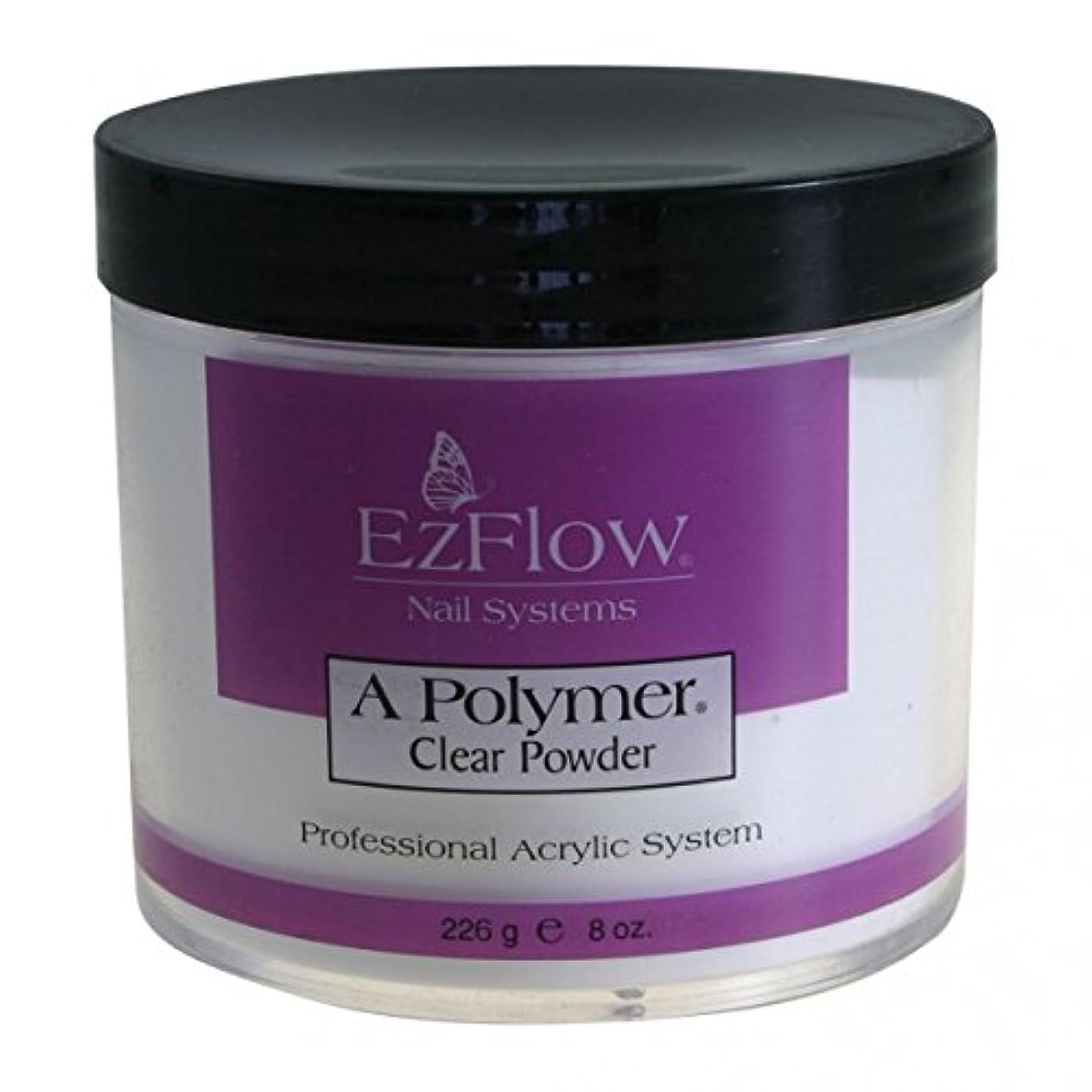 以降シュート化学薬品Ez Flow Aポリマー クリア 8oz(約226)