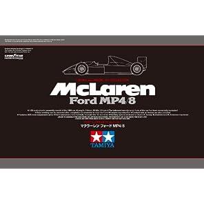タミヤ スケール限定シリーズ 1/20 マクラーレン フォード MP4/8 25172