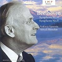 Beethoven;Symphonies Nos.4&8