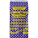 Wonder Wheat Cat Litter 12kg