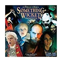 Flying Frog A Touch of Evil, the Supernatural Game Board Game: Something Wicked Expansion [並行輸入品]
