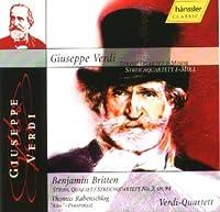 String Quartet. / .3: Verdi.q+paraphrase From Thame Of Aida