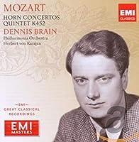 Mozart: Horn Concertos Quintet K452