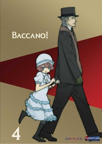 Baccano 4 [DVD] [Import]