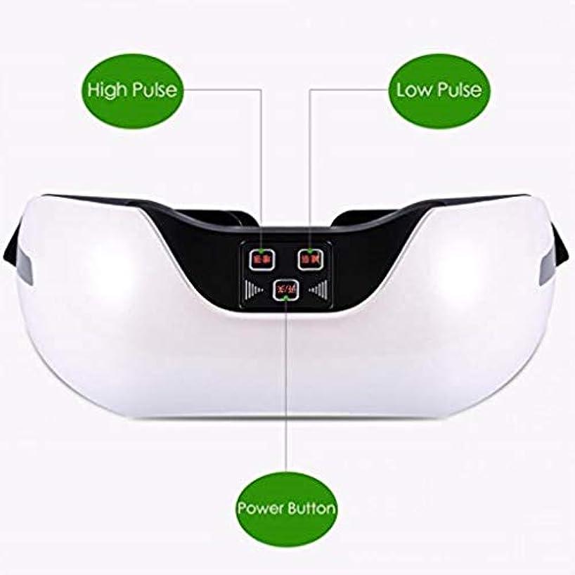 セレナ効果的に分配します近視の予防のための視力回復器具トレーニングアイマッサージ器具 (Color : White)