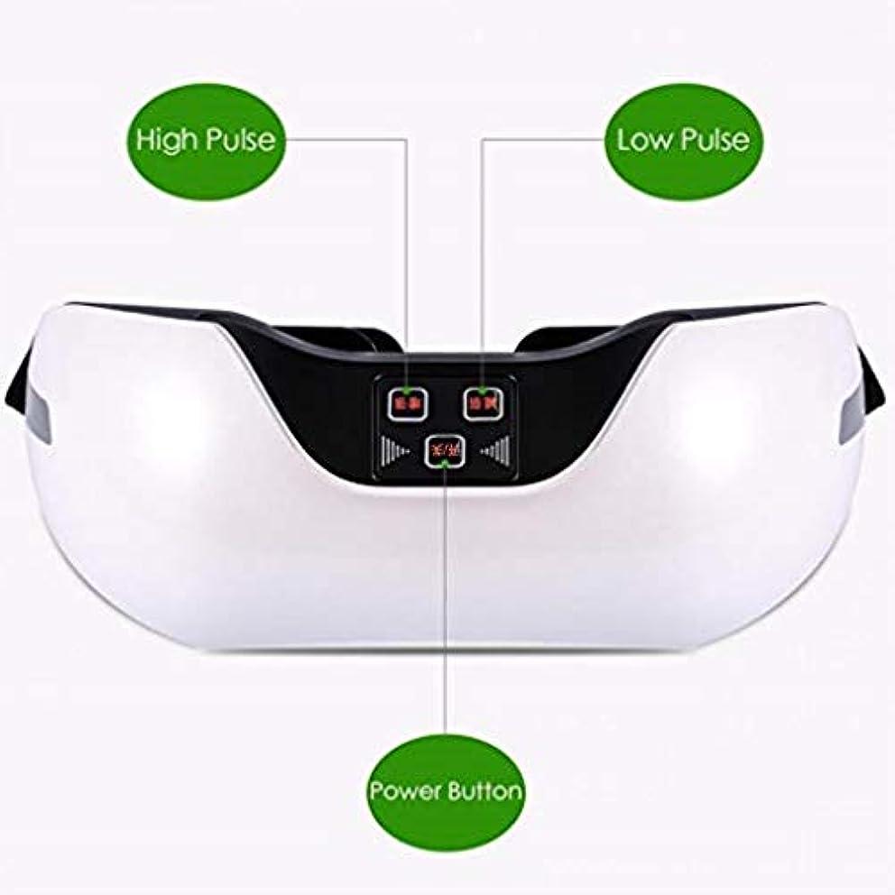 インスタンスエイリアスアメリカ近視の予防のための視力回復器具トレーニングアイマッサージ器具 (Color : White)