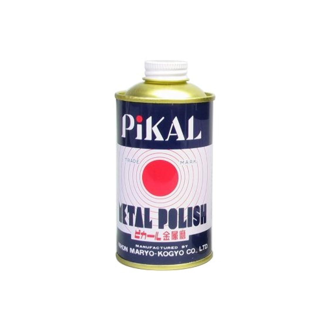 バッフル禁じる苦いピカール液 液状金属みがき 180g