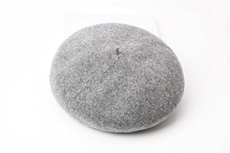 レディース ベレー帽 グレンチェック ベレー 大きい 秋 冬