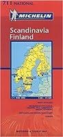 Michelin Scandinavia Finland (Michelin Maps)