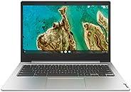 "Lenovo IdeaPad Slim 3 Chromebook, Intel Celeron N4020, 4GB RAM, 64GB Emmc, 14"" FHD, Chrome OS, Platinum G"