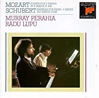 Mozart and Schubert: Music for Piano Four Hands