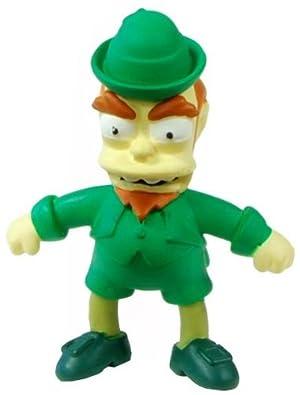 おもちゃ Simpsons シンプソンズ 20th Anniversary Figure フィギュア Collection Seasons 16-20 Leprechaun [並行輸入品]