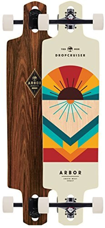 Arbor Dropcruiser Premium 2016 Complete Longboard New by Arbor [並行輸入品]