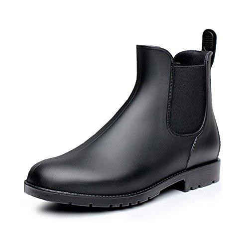(フェレシテ)fereshte レインブーツ おしゃれ メンズ サイドゴア ショート レインブーツ レディース サイドゴア ノンスリップウォーターシューズ 長靴 雨靴 完全防水