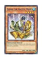 遊戯王 英語版 SHVI-EN041 Gendo the Ascetic Monk 修禅僧 ゲンドウ (ノーマル) 1st Edition