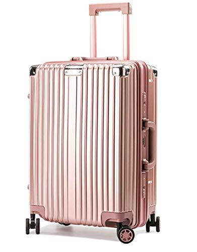 LNMLAN スーツケース アルミニウムマグネシウムフレーム...