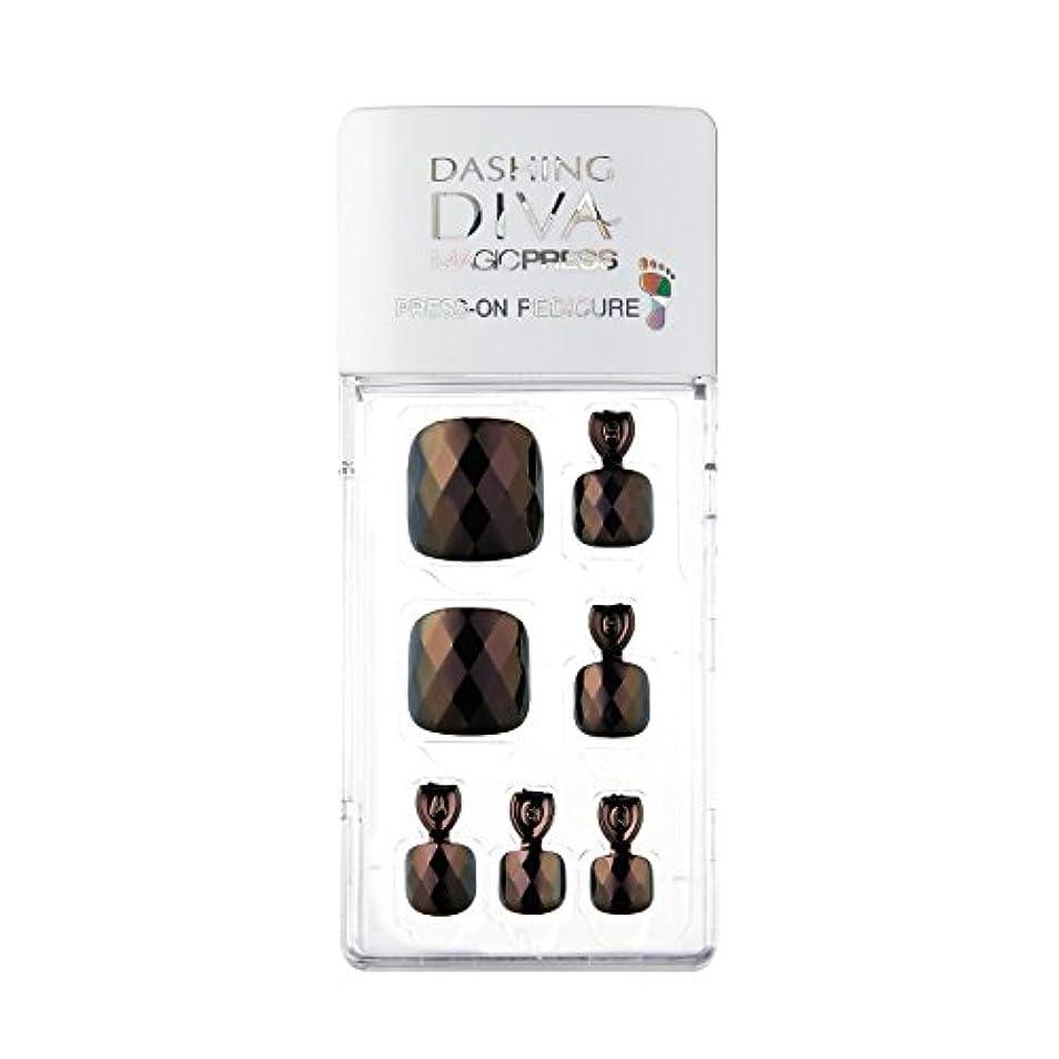 評判食物シャツダッシングディバ マジックプレス DASHING DIVA MagicPress MDR176P-DURY+ オリジナルジェル ネイルチップ