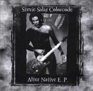 オルタ・ネイティヴ E.P.(来日記念盤) / スティーヴィー・サラス・カラーコード (CD - 1996)