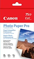 Canon Borderless Photo Paper Pro 4 x 6 Inch, 75 Sheets (1029A027) by Canon USA Inc. [並行輸入品]