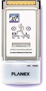 PLANEX IEEE802.11b+g 無線LANカード PCカード(Cardbus)型 GW-NS54CW