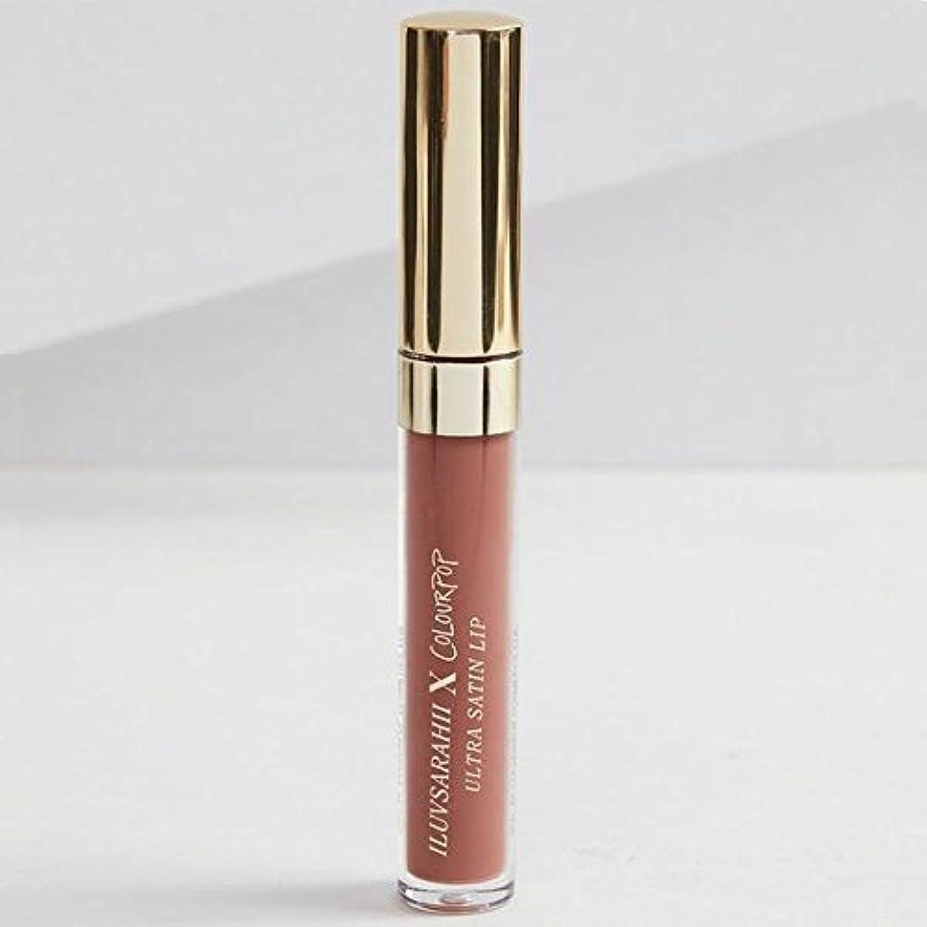 いいねベルトスモッグColourPop Ultra Satin Lip - Iluvsarahii x ColourPop - 951