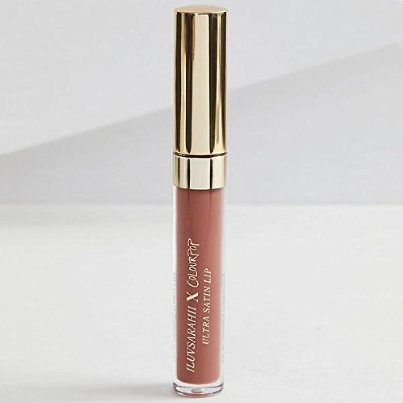 乞食式アリーナColourPop Ultra Satin Lip - Iluvsarahii x ColourPop - 951