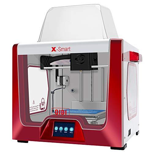 QIDIテクノロジー 3Dプリンター 新モデル:X-Smart,完全にメタル構造,3.5インチのタッチスクリーン B078Q5HKLR 1枚目
