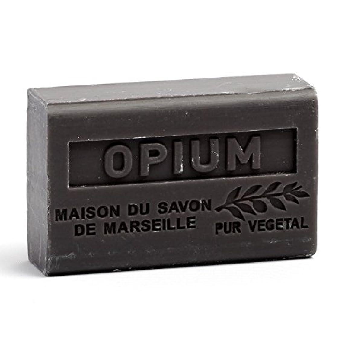 戸口部分的再現するSavon de Marseille Soap Opium Shea Butter 125g
