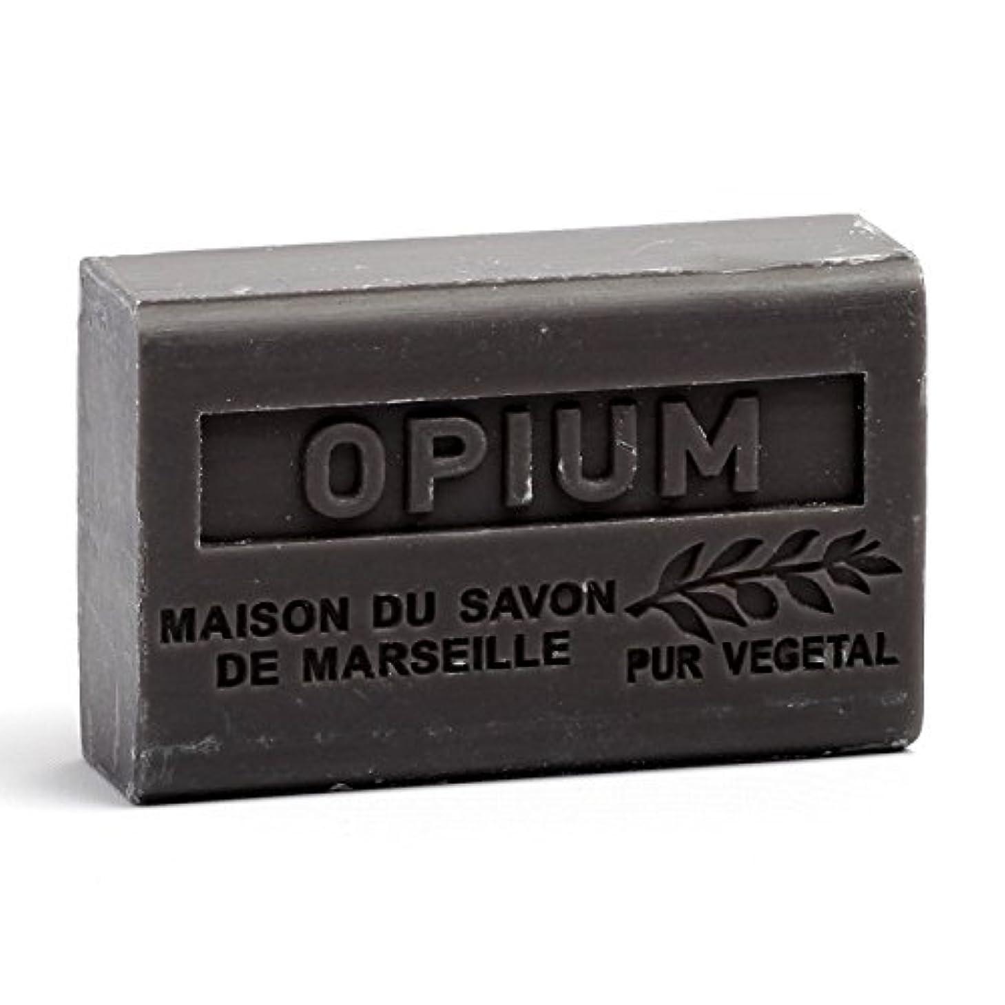 ちらつき政府避けられないSavon de Marseille Soap Opium Shea Butter 125g