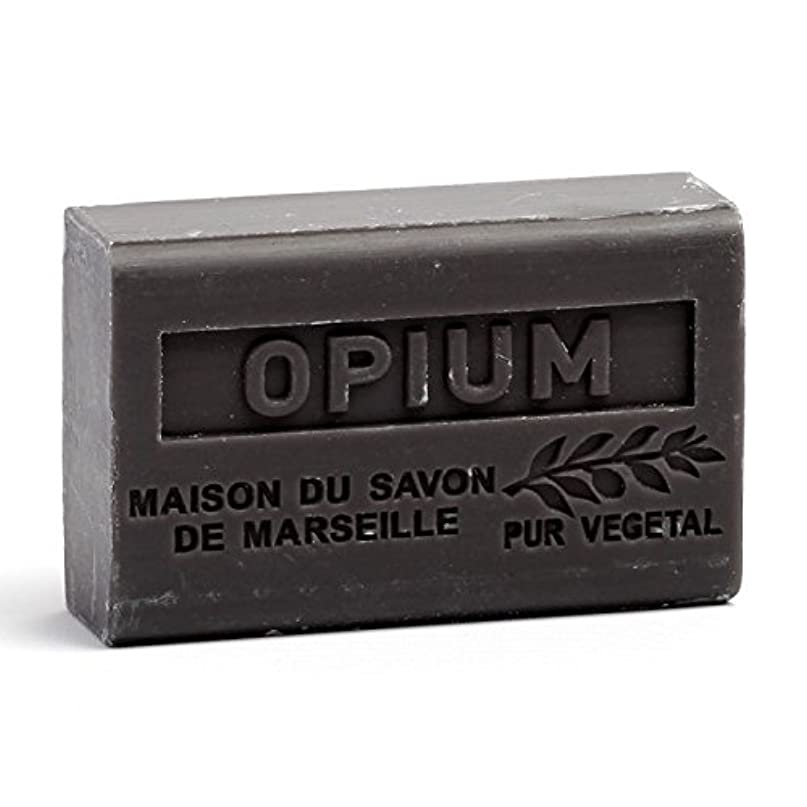 詐欺師バングラデシュペンSavon de Marseille Soap Opium Shea Butter 125g