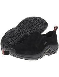 (メレル) MERRELL レディースウォーキングシューズ?スニーカー?靴 Jungle Moc Waterproof Black 11 28cm M [並行輸入品]