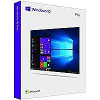 Microsoft Windows 10 Pro Fall Creators Update適用済み 32bit/64bit 日本語版 (最新)|パッケージ版