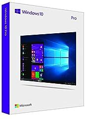 Microsoft Windows 10 Pro Fall Creators Update適用済み 32bit 64bit 日本語版 (最新)